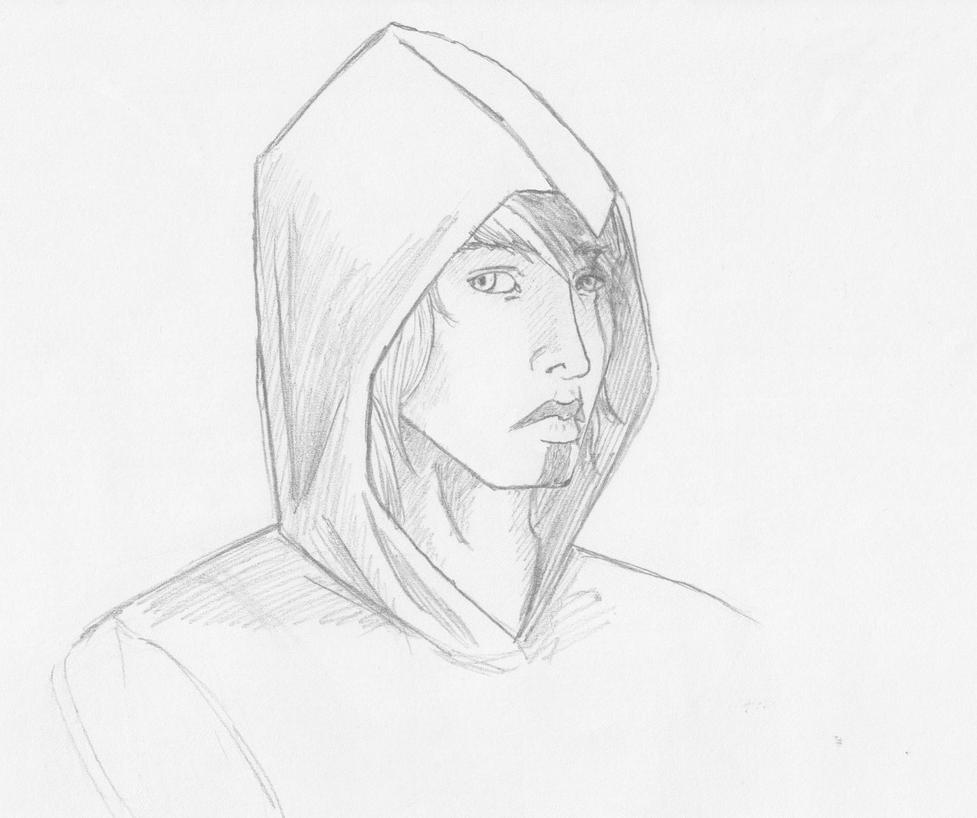 Aetos Darien Sketch by BromeliaCarnivora