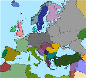Axis Victory in Europe - 1955 by Silverbird01
