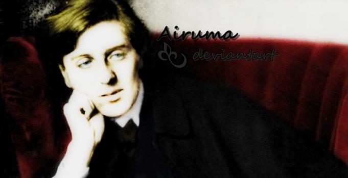 My colorized Alben Berg. by ai-ru-ma