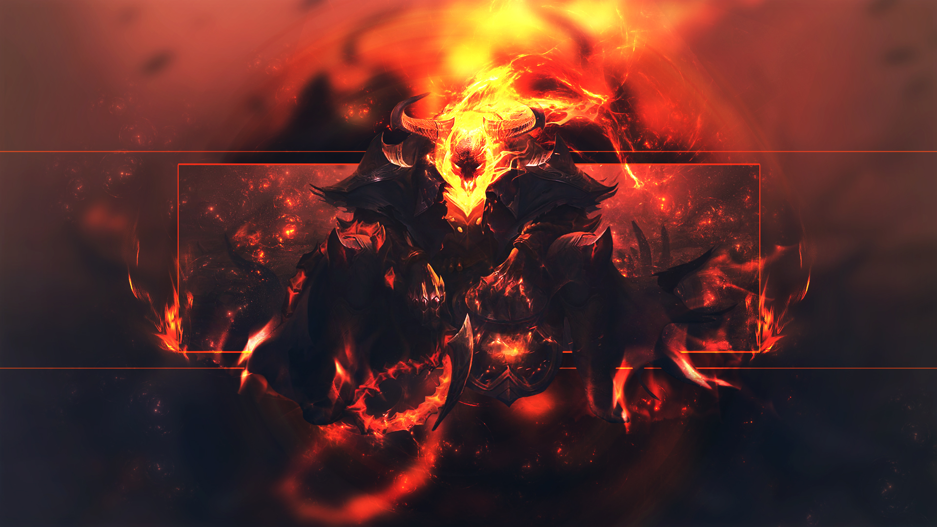 League Of Legends High Noon Thresh Wallpaper By Mr Booker On
