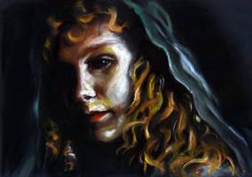 Claudia by pmbrzezinska