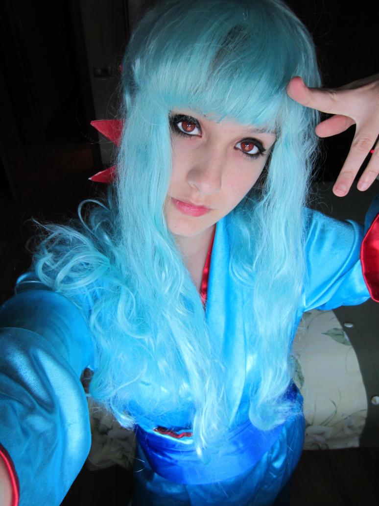 Yukina Cosplay by Hikari-15-L