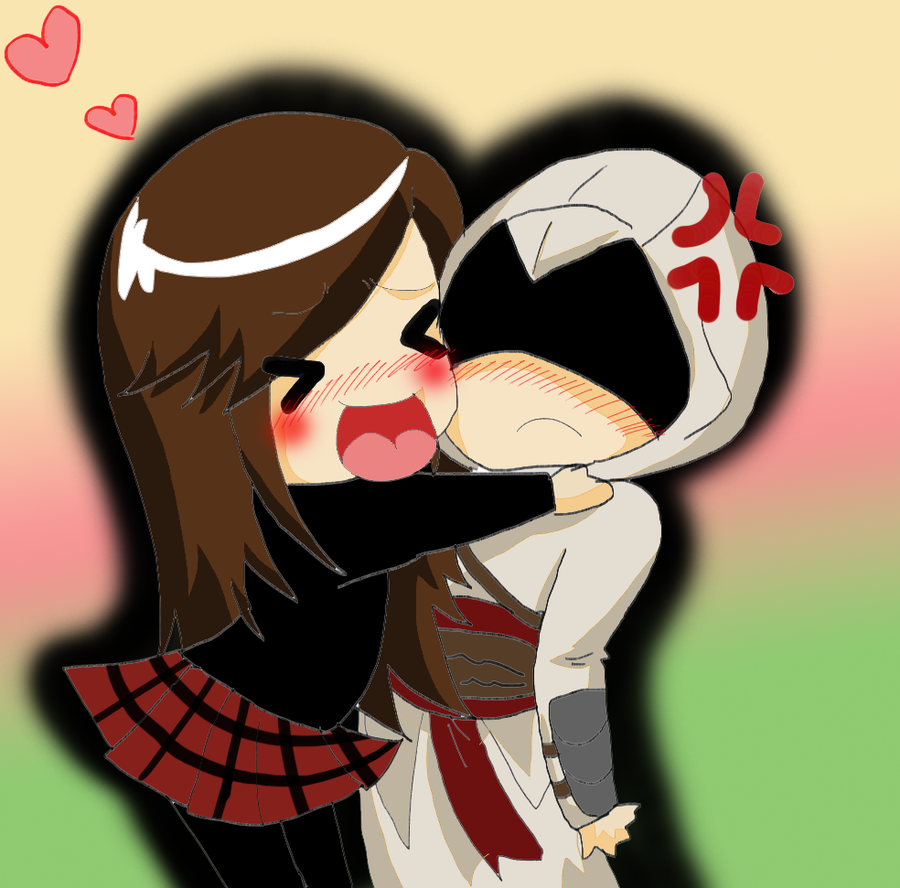 Altair and me by Hikari-15-L on DeviantArt