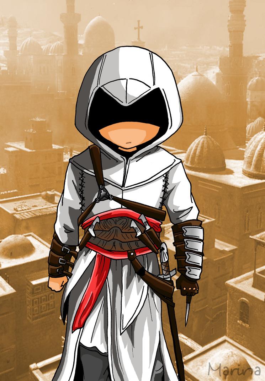 Altair (Assassins Creed) by Hikari-15-L on DeviantArt