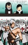 Templars weak point