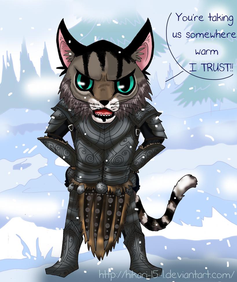 how to change werewolf howls in skyrim