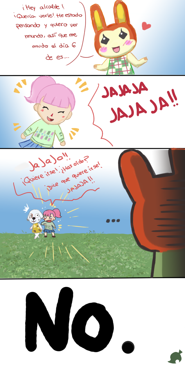 Animal Crossing Life by Hikari-15-L