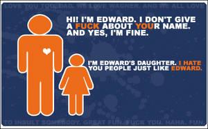 Edward. by Kazooma