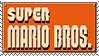 Timbre - Super Mario Bros by LeDrBenji