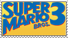 Timbre Super Mario Bros 3 by LeDrBenji