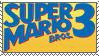 Timbre Super Mario Bros 3 by LeDrBenji