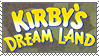 Timbre Kirby's Dream Land by LeDrBenji