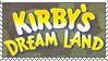 Timbre Kirby's Dream Land by LeDrBenji