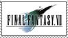 Timbre Final Fantasy VII by LeDrBenji