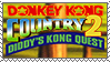 Timbre Donkey Kong Country 2 by LeDrBenji
