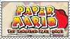 Timbre Paper Mario - The Thousand Year Door