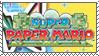 Timbre Super Paper Mario  by LeDrBenji