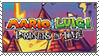 Timbre Mario Et Luigi - Partners in Time by LeDrBenji