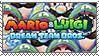 Timbre Mario et Luigi - Dream Team Bros. by LeDrBenji