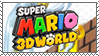 Timbre Super Mario 3D World by LeDrBenji