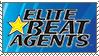Timbre Elite Beat Agents by LeDrBenji