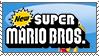 Timbre New Super Mario Bros. by LeDrBenji