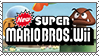 Timbre New Super Mario Bros. Wii by LeDrBenji
