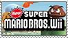 Timbre New Super Mario Bros. Wii by LeDrBenji