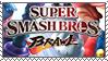 Timbre Super Smash Bros Brawl by LeDrBenji
