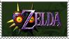 Timbre The Legend of Zelda : Majora's Mask by LeDrBenji