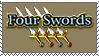 Timbre The Legend of Zelda : Four Swords by LeDrBenji
