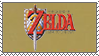 Timbre The Legend of Zelda : A Link to the Past by LeDrBenji