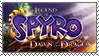 Timbre The Legend of Spyro : Dawn of the Dragon by LeDrBenji