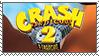 Timbre Crash Bandicoot 2 : N-Tranced by LeDrBenji