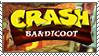 Timbre Crash Bandicoot by LeDrBenji