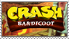 Timbre Crash Bandicoot by LeDrBenji