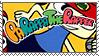 Timbre PaRappa The Rapper by LeDrBenji