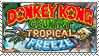 Timbre Donkey Kong Country Tropical Freeze by LeDrBenji