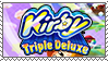 Timbre Kirby Triple Deluxe