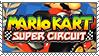 Timbre Mario Kart Super Circuit by LeDrBenji