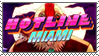 Timbre Hotline Miami by LeDrBenji
