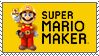 Timbre Super Mario Maker by LeDrBenji