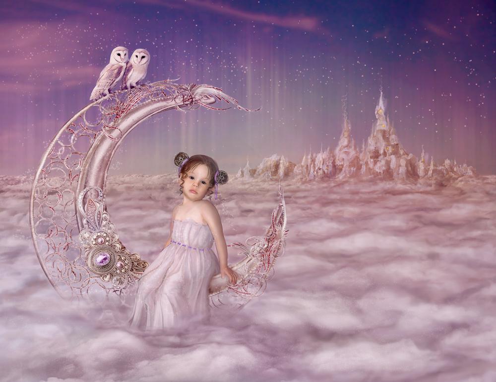 Moon Princess by mary-petroff