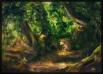Hedgehog's lair =)