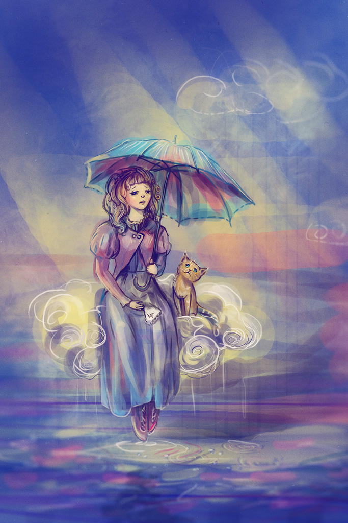 Melancholia by mary-petroff