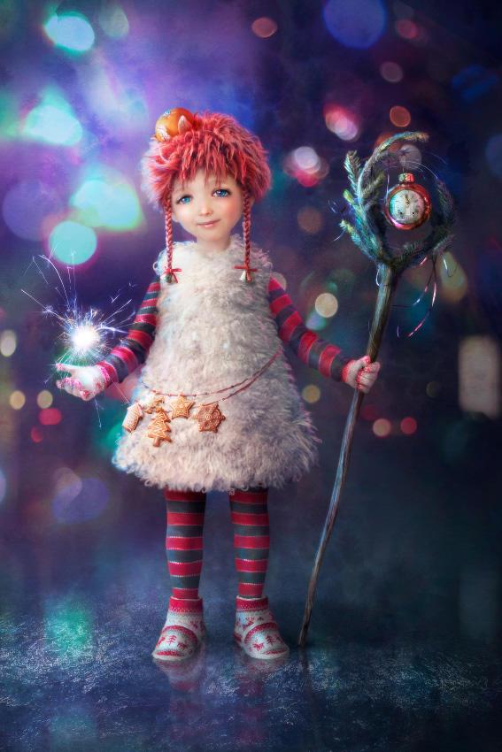 Christmas Spirit by mary-petroff