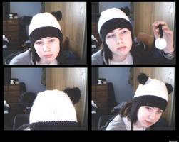 Panda Hat OWNS by cybill