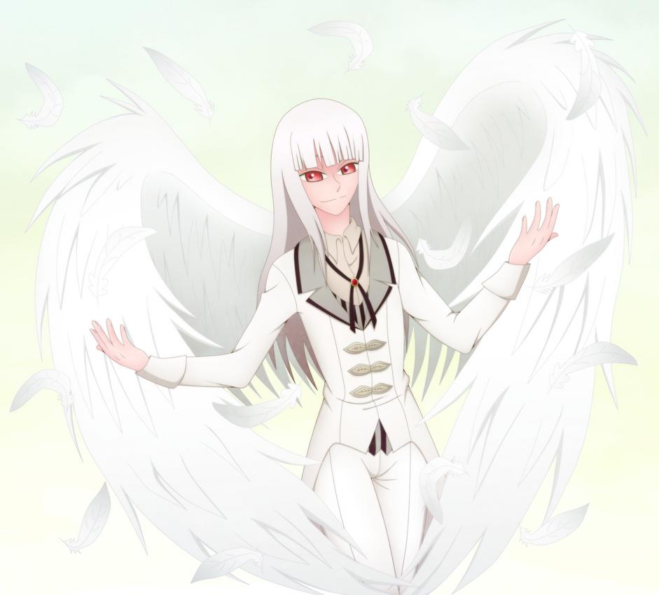 Archangel Michael by xXNejiten4everXx