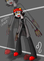 Blood Transfusion-CandyRed aC by TheRainbowSquid