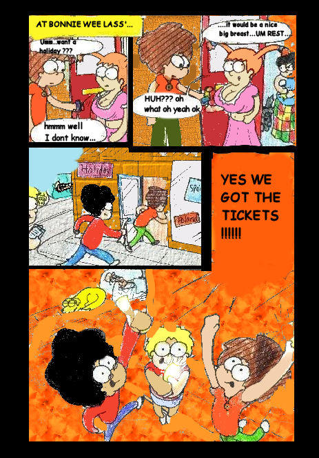 Sam World Tour Page 4 by RossK